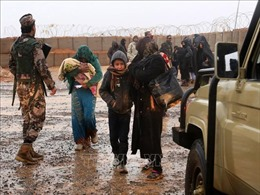 Ngăn ngừa tuyển quân là trẻ em dưới 18 tuổi ở Syria