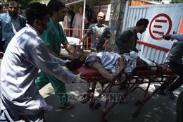 Taliban nhận gây ra vụ tấn công Bộ Quốc phòng Afghanistan