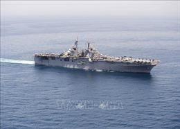 Mỹ bắn hạ 2 máy bay không người lái Iran