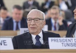 Tổng thống Tunisia qua đời