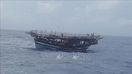 Thái Lan đề nghị hỗ trợ tìm kiếm 5 công dân bị mất tích trên biển