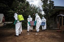 Đợt dịch Ebola mới tại CHDC Congo đã khiến trên 2.000 người chết