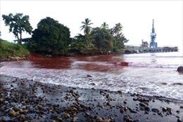 Công ty Trung Quốc làm tràn 200.000 lít bùn độc hại ra biển ở Papua New Guinea