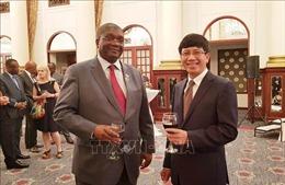 Mozambique đánh giá cao sự trợ giúp thiết thực của Việt Nam