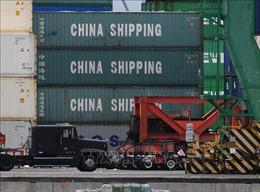 Mỹ tái khẳng định kế hoạch tăng thuế đối với hàng hóa Trung Quốc