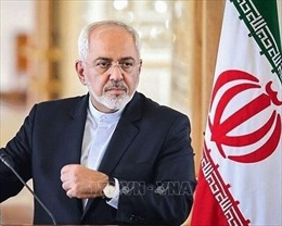 Ngoại trưởng Iran: Mỹ phải 'mua vé vào cửa' nếu muốn trở lại phòng đàm phán