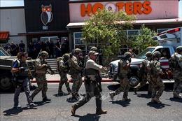 Xả súng tại một siêu thị ở Texas, hàng chục người thiệt mạng và bị thương