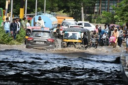 Lũ lụt tại Ấn Độ làm 202 người thiệt mạng