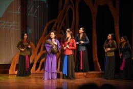 Kịch hát 'Ngàn năm mây trắng' - thử nghiệm mới cho sân khấu Việt