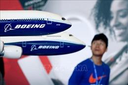 Boeing hoãn bàn giao dòng máy bay thân rộng 777X