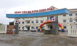 Quảng Ngãi bàn giải pháp vực dậy Bệnh viện hạng 2 đa khoa Dung Quất, tránh lãng phí