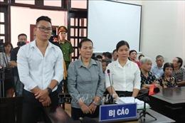 Đề nghị mức án với ba mẹ con chống người thi hành công vụ tại quận Hai Bà Trưng, Hà Nội