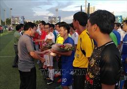 Khai mạc Hội thao Câu lạc bộ doanh nghiệp Việt Nam tại Campuchia