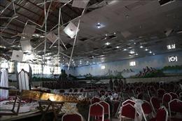 Gia tăng số người thiệt mạng trong vụ đánh bom đám cưới ở Kabul