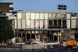 Đan Mạch công bố hình ảnh nghi phạm trong vụ nổ thứ hai tại Copenhagen