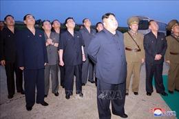 KCNA: Nhà lãnh đạo Kim Jong-un giám sát vụ thử vũ khí mới