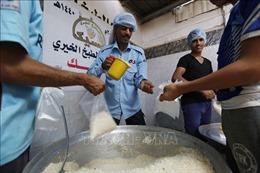 WFP nối lại viện trợ lương thực cho Yemen