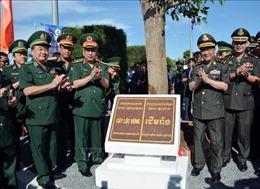 Khánh thành Nhà văn hóa hữu nghị biên giới Việt Nam - Campuchia tại An Giang