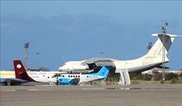 Hoạt động tại sân bay duy nhất ở Libya bị đình trệ do bị trúng tên lửa