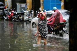 Vùng núi phía Bắc, Đắk Lắk và Lâm Đồng mưa to, nguy cơ cao lũ quét, sạt lở đất, ngập úng