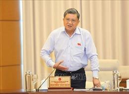 Chủ nhiệm Ủy ban Đối ngoại tiếp nguyên Phó Chủ tịch Quốc hội Hàn Quốc, Chủ nhiệm Ủy ban Đối ngoại Quốc hội Lào