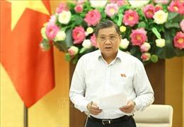 Giám sát việc thực hiện pháp luật trong quản lý người nước ngoài tại Việt Nam