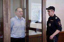 Tòa án Nga ra lệnh quản thúc tại gia đối với hai nhà đầu tư Pháp và Mỹ