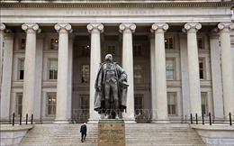 Lần đầu tiên sau 10 năm, thâm hụt ngân sách Mỹ vượt 1.000 tỷ USD
