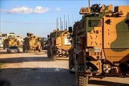 Thổ Nhĩ Kỳ muốn Mỹ giữ cam kết về 'vùng an toàn' ở miền Bắc Syria