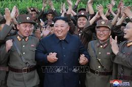 Triều Tiên thăng quân hàm cho 103 nhà khoa học tham gia phát triển vũ khí mới