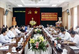 Đổi mới toàn diện công tác cán bộ chuẩn bị cho Đại hội Đảng bộ các cấp