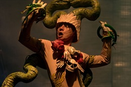 Đạo diễn Lê Quý Dương mang 'Mơ Rồng' tới Liên hoan Sân khấu Thử nghiệm Quốc tế Hà Nội 2019