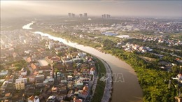 Cử tri Hà Nội quan tâm đến việc lập quy hoạch vùng bãi sông Hồng