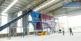 Quảng Ngãi: Nhà máy xử lý rác thải sinh hoạt 300 tỷ đồng tiếp tục 'trễ hẹn'