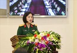 Phấn đấu tăng tỷ lệ nữ tham gia lãnh đạo, quản lý trong Quân đội