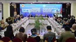 Doanh nghiệp Hà Nội kết nối giao thương với các đối tác LB Nga