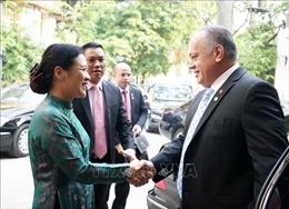 Thắt chặt hơn nữa tình đoàn kết hữu nghị Việt Nam - Venezuela