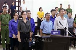 Đề nghị mức án đối với các bị cáo nguyên lãnh đạo BHXH Việt Nam