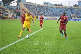 V.League 2019: Dược Nam Hà Nam Định chia điểm với TP Hồ Chí Minh