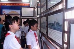 Trưng bày tư liệu 'Hoàng Sa, Trường Sa của Việt Nam' tại Bình Thuận