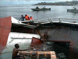 Tai nạn đường thủy tại Ấn Độ và Congo làm 83 người thiệt mạng, mất tích