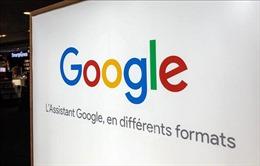 Google chấp nhận trả 1 tỷ USD để giải quyết các tranh cãi về thuế thu nhập ở Pháp