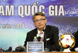 'Phù thủy' Philippe Troussier dẫn dắt Đội tuyển U19 Việt Nam