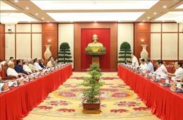 Tập trung góp ý cho dự thảo Báo cáo chính trị trình Đại hội XIII của Đảng