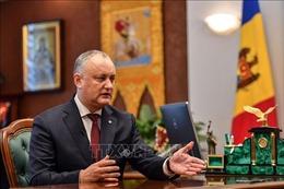 Tổng thống Moldova khẳng định không gia nhập NATO