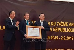 Thúc đẩy hợp tác giữa Hà Nội và các địa phương của Pháp