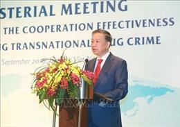 Nâng cao hiệu quả hợp tác đấu tranh phòng, chống tội phạm ma túy xuyên quốc gia