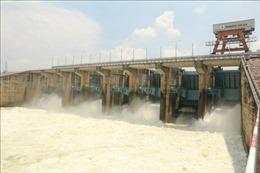 Thủy điện Trị An tăng gấp 3 lưu lượng xả nước để điều tiết hồ chứa