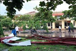 Hà Tĩnh hoãn khai giảng năm học mới tại các địa bàn bị mưa lũ chia cắt