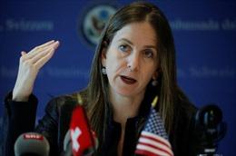 Mỹ: Nữ Thứ trưởng phụ trách tình báo tài chính và khủng bố từ chức